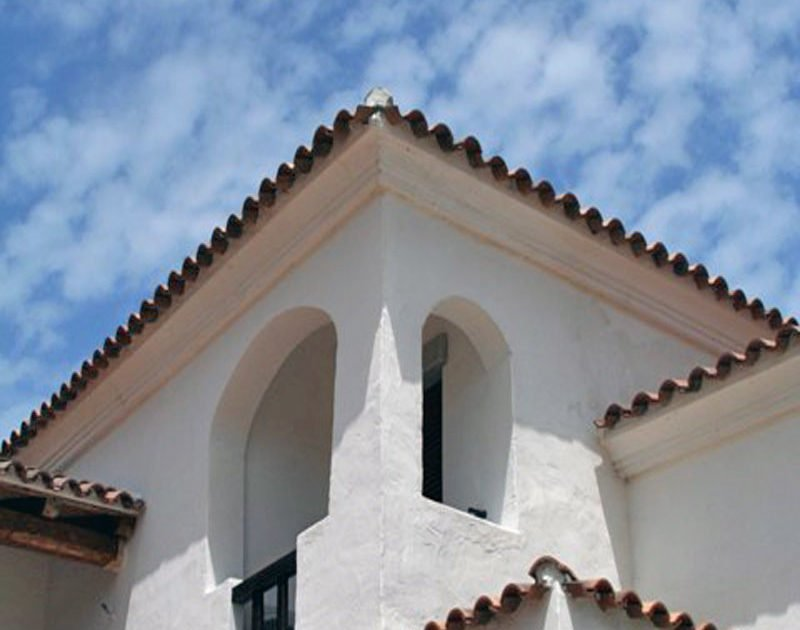 architettura residence vela bianca