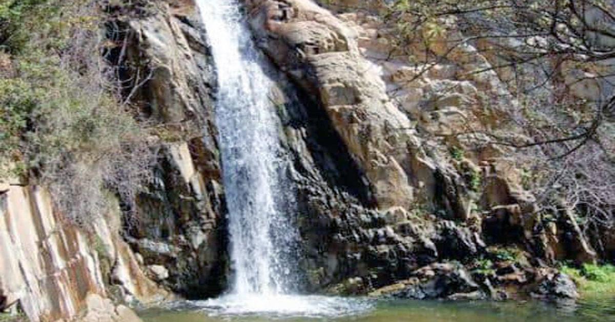 Cascate Monte Nieddu
