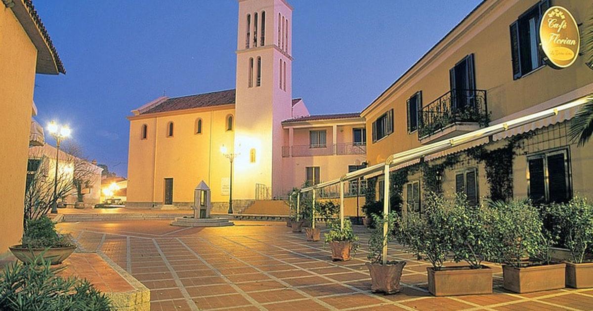 San Teodoro di sera