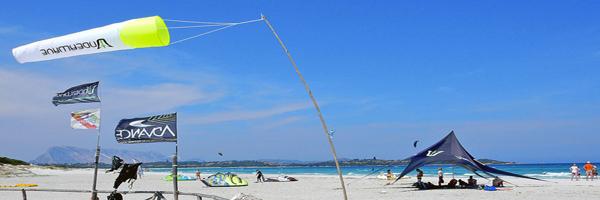 Spiaggia della cinta a San Teodoro