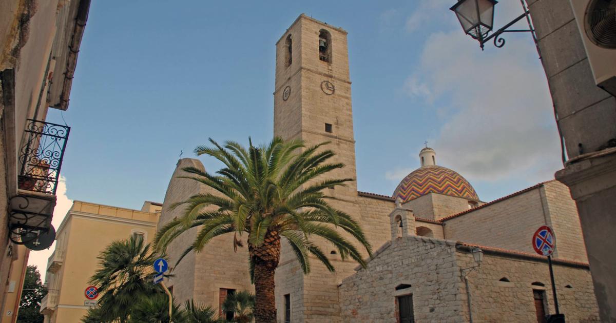 Olbia centro chiesa di san Paolo