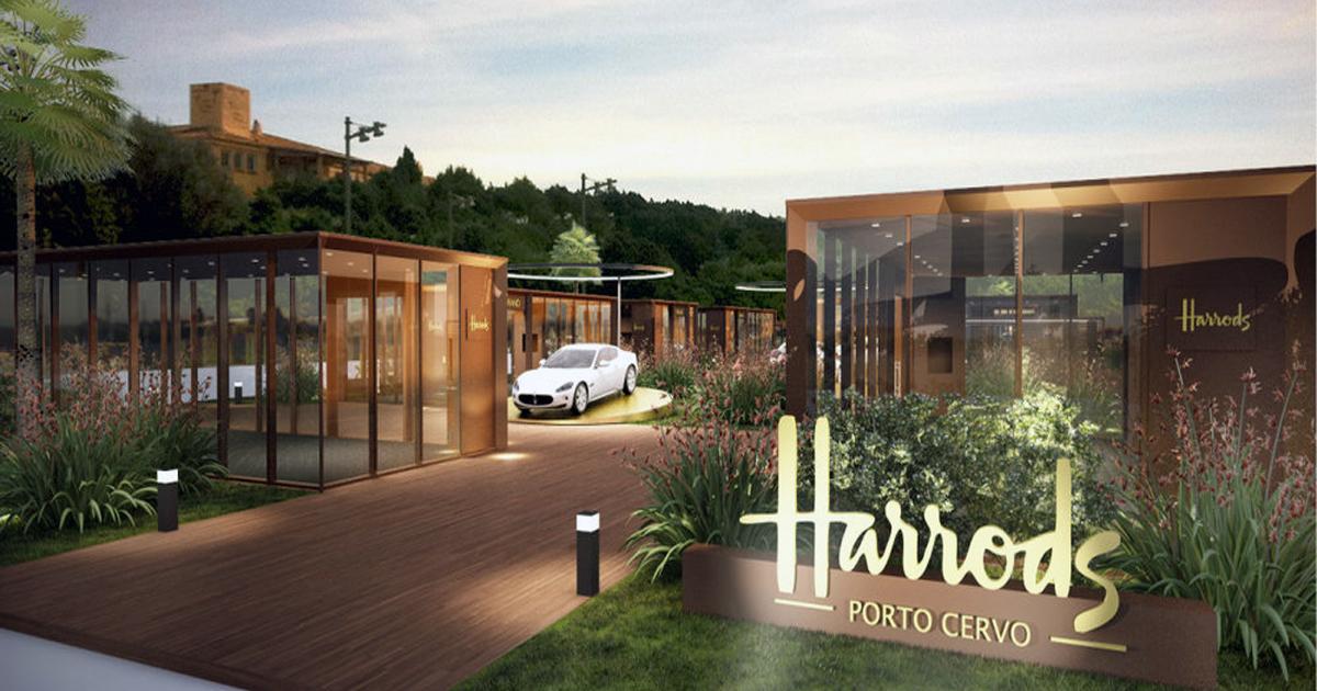 Harrod's Porto Cervo