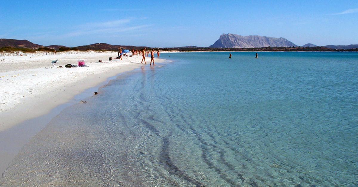 Spiaggia di Isuledda