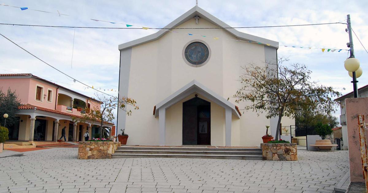 Chiesa di budoni