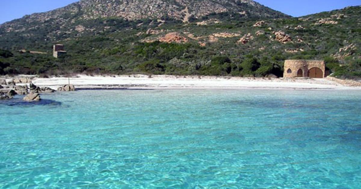 Spiaggia del dottore trasparenze