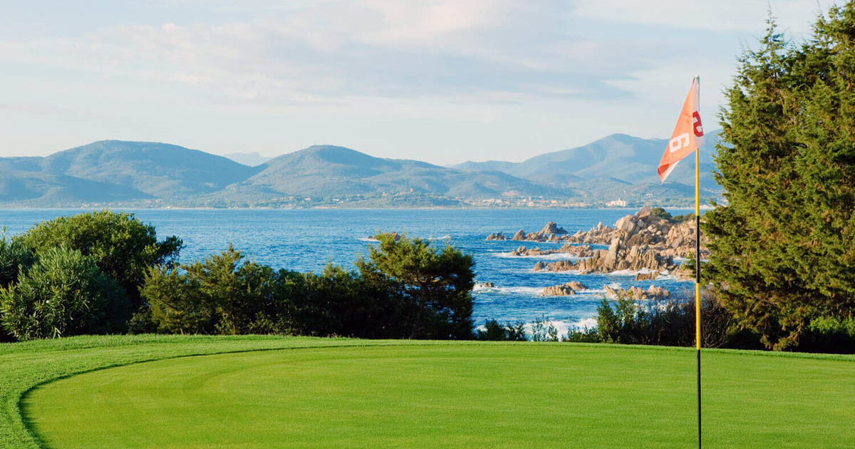 campo da golf di Puntaldia
